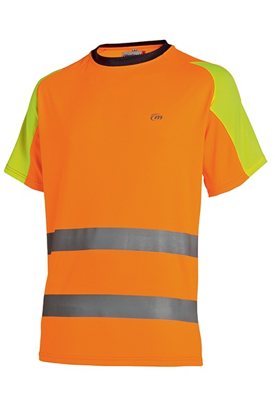 Tshirt HV orange