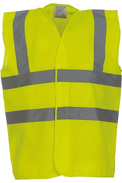gilet YHVW100 jaune
