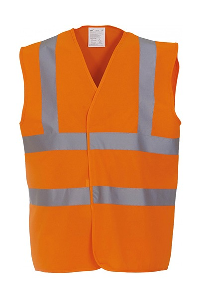 gilet YHVW100 orange