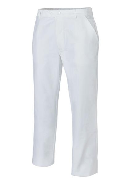 pantalon BASIQUE blanc