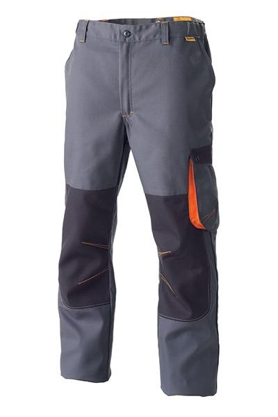 pantalon GROK gris