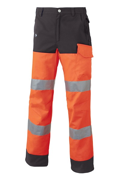 pantalon LUKLIGHT Orange/Gris