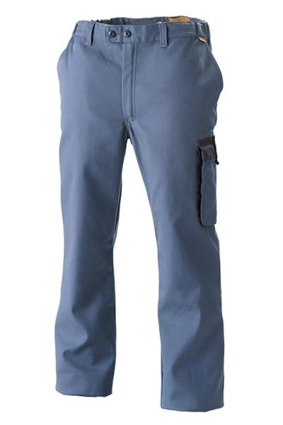 pantalon MILLIUM bleu gris