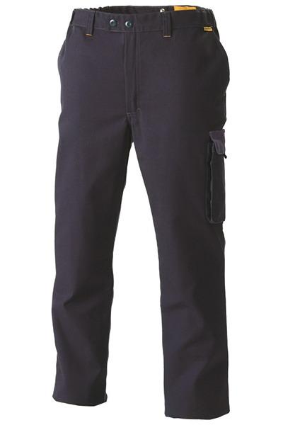 pantalon MILLIUM carbone gris