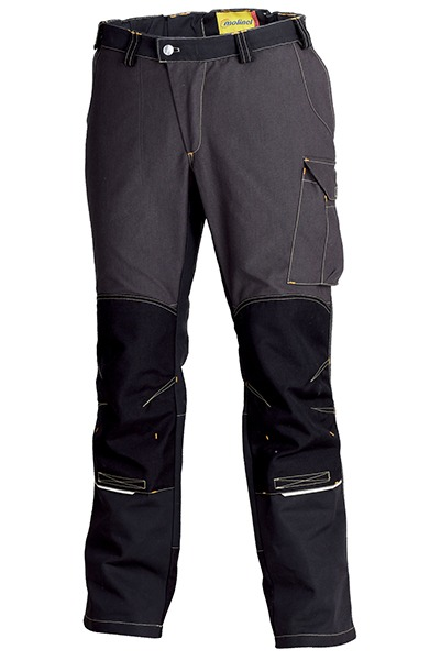 pantalon OUTFORCE noir/carbone