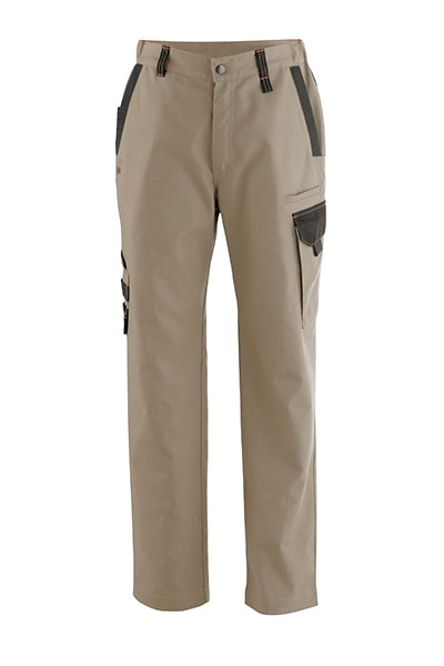 pantalon OUTSUM beige