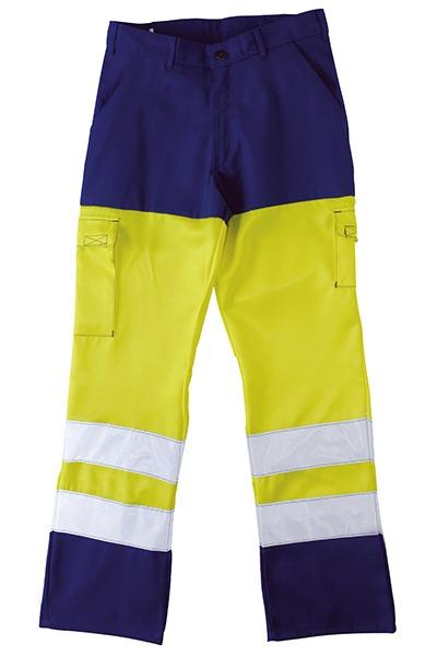 pantalon Raoul bleu