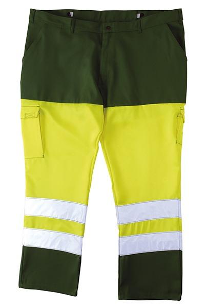 pantalon Raoul vert