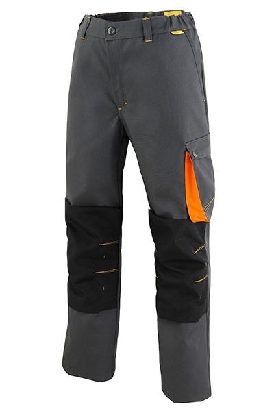 pantalon genouillères GROK carbone