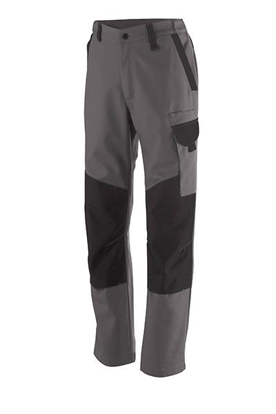 pantalon genouillères OUTSUM gris