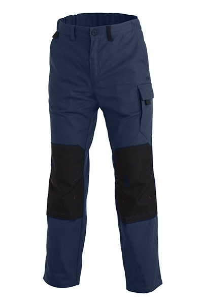 pantalon genouilleres OPTIMAX CP marine