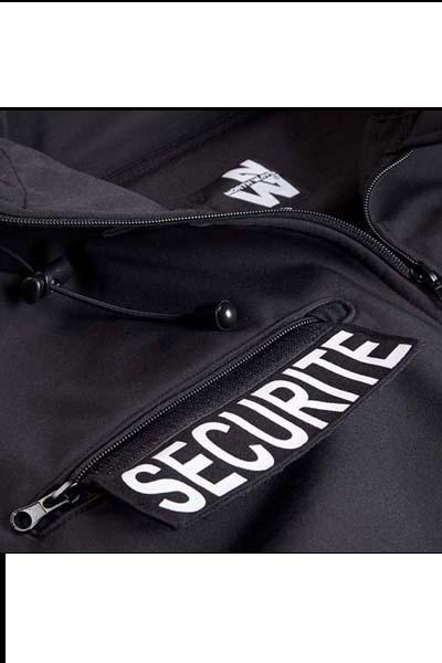 VÊTEMENTS SECURITE PRIVEE